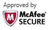 Approved by McAfee